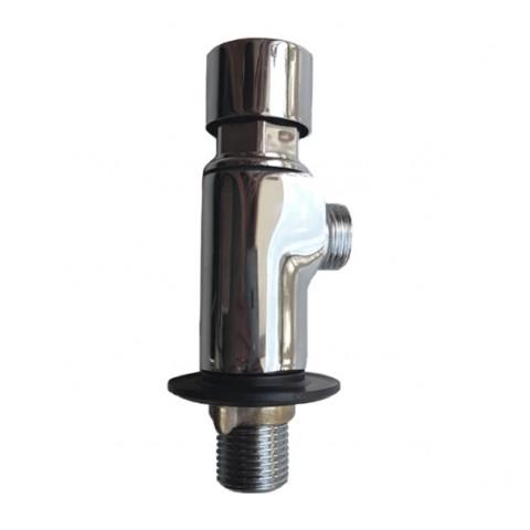 Acionador mecanico joelho cromado | Torneira com acionamento por joelho ou coxa